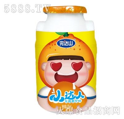 完达山小达人乳酸菌饮料125ml