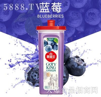 果里王北美洲蓝莓果汁1.5L