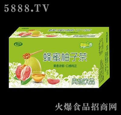睿田蜂蜜柚子茶风味饮料箱装