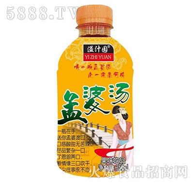 溢汁园孟婆汤果味饮品350ml