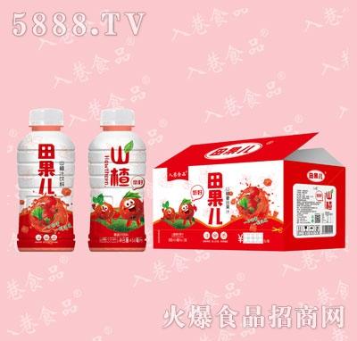 田果儿山楂复合果汁450mlX15