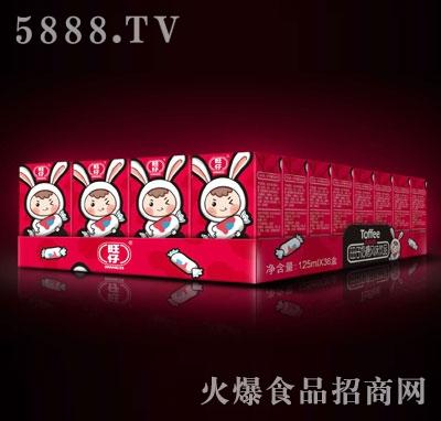 旺仔奶糖风味饮品125mlX36