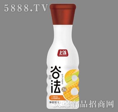 上首7+1复合型玉米粗粮饮料1L(瓶)
