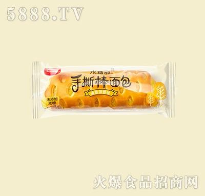 谷悦园木糖醇手撕面包清香菠萝味500g产品图
