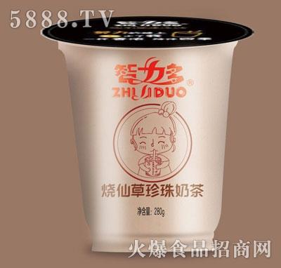 智力多烧仙草珍珠奶茶280g