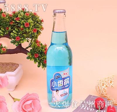 锦业小香槟饮料蓝莓味
