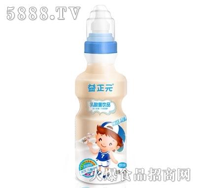 益正元乳酸菌饮品原味200ml