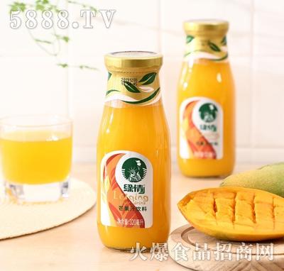 缘情芒果汁饮料320ml(瓶)