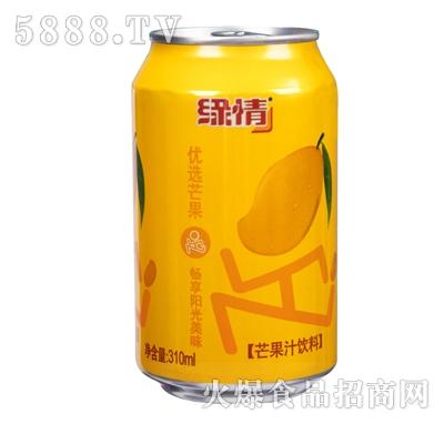 缘情芒果汁饮料310ml