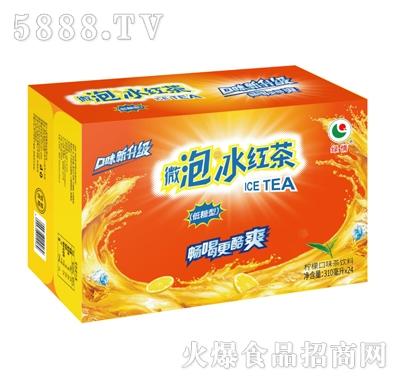 缘情微泡冰红茶310mlX24