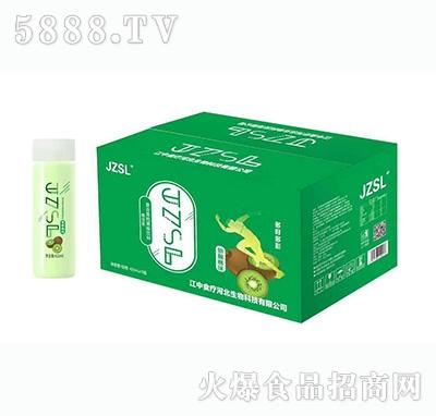 JZSL维生素复合果粒果味饮料猕猴桃味420mlx15瓶