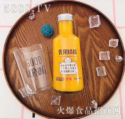 乳果珍昔芒果味复合乳酸菌果汁398ml