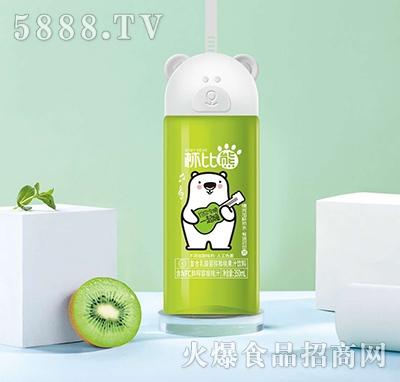杯比熊350ml猕猴桃味果汁
