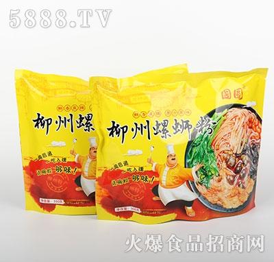 国圆柳州螺蛳粉300g