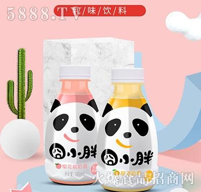 囧小胖奶昔乳味饮料380ml
