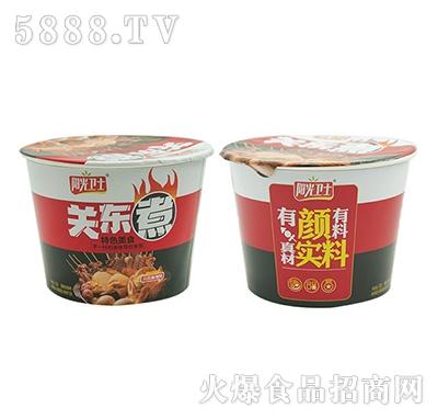 阳光卫士关东煮川香麻辣味产品图