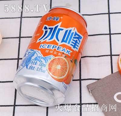 冰峰橙味调配酒