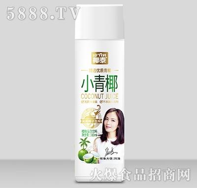 椰泰小青椰椰子汁380ml