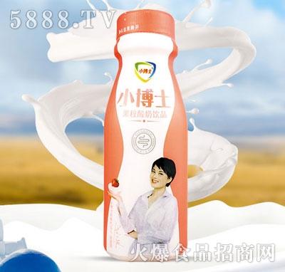 小博士果粒酸奶饮品