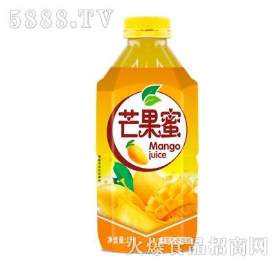 威明番芒果果味饮料1L
