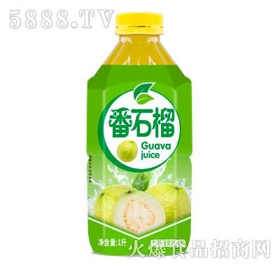 威明番石榴果味饮料1L