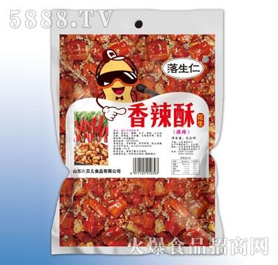 落生仁香辣酥花生(袋)产品图
