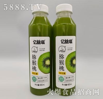 亿益滋猕猴桃复合果汁饮料480ml