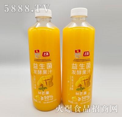上首益生菌�l酵芒果汁1.18L