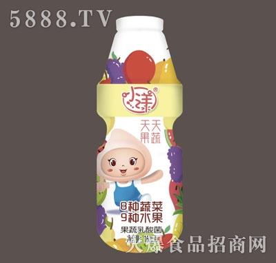 小漾果蔬乳酸菌160ml