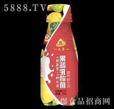 一太子一果蔬乳酸菌饮品(瓶)