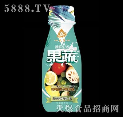 一太子一果蔬乳酸菌饮品