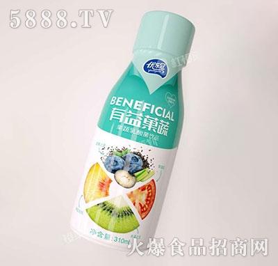 优乐冠有益�蔬乳酸菌饮品310毫升