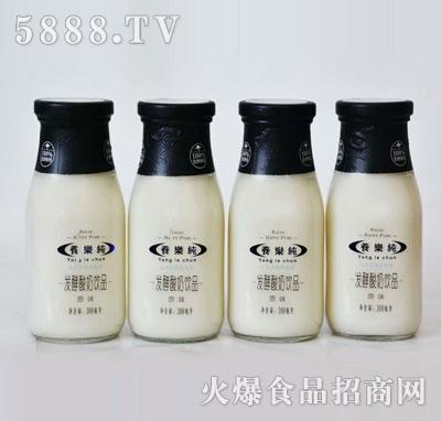 养乐纯发酵酸奶饮品原味