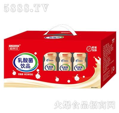 福美娃乳酸菌饮品