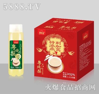 维他星粤炖梨饮料1.1LX6
