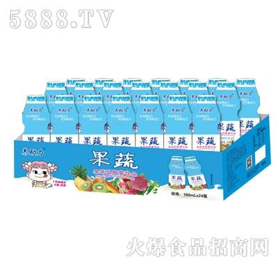 养动力果蔬乳酸菌饮品160mlX24