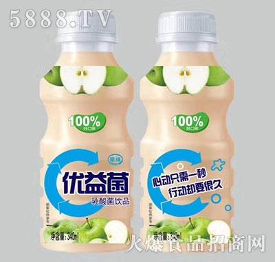 优益菌乳酸菌饮品原味340ml