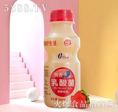 活益优畅养乳酸菌风味饮品340ml