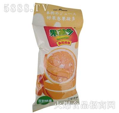 果凝多果粒维卷香橙味产品图