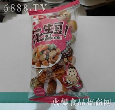宸泓亚虎老虎机国际平台花生豆袋装