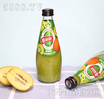 泰新鲜猕猴桃复合乳酸菌果汁饮料280ml