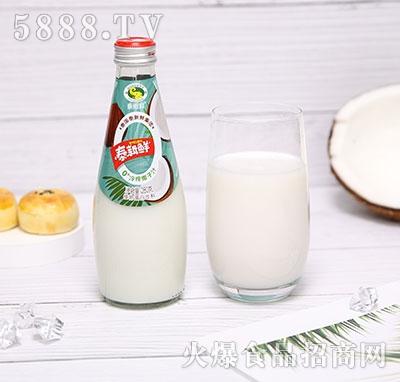 泰新鲜冷榨椰子汁280g