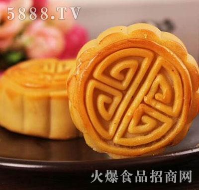 溢华斋月饼(实拍图)