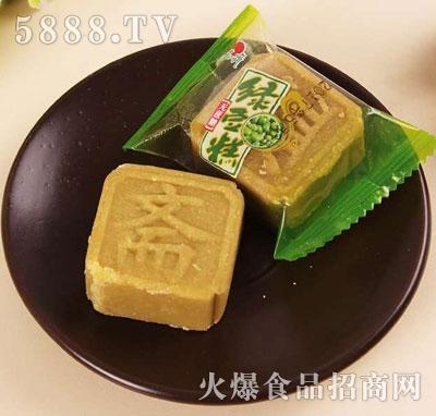溢华斋绿豆糕