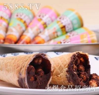 香聚巧克力脆筒(支装)