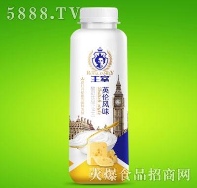 王室酸奶芝士味350ml