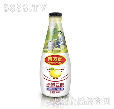 南方虎原味豆奶植物蛋白饮品300ml