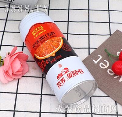 王老吉橙复合果汁饮料500ml