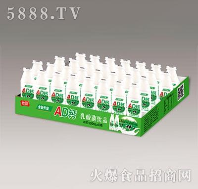 铨顺AD钙乳酸菌饮品100ml×40瓶