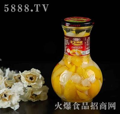 张氏宏宏和和水果罐头